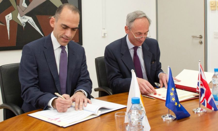 Cyprus And Uk Sign New Treaty For Double Taxation Avoidance Knews