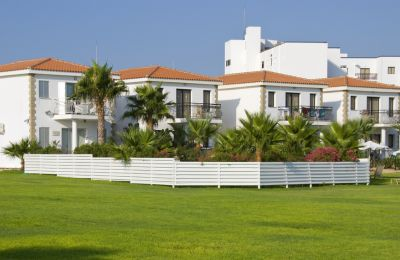 Cyprus has larger homes than the rest of Europe