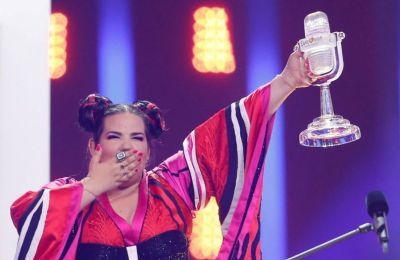 Israel's Netta wins Eurovision while Cyprus' Eleni Foureira feels like a winner too