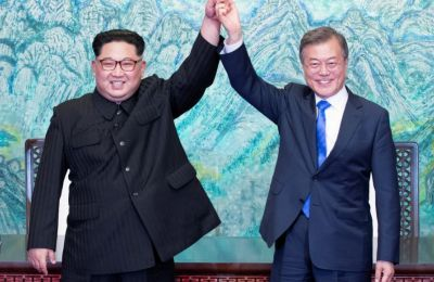 Korea peace process hits a snag