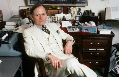 Tom Wolfe broke new ground as a writer