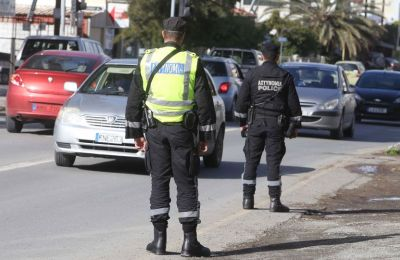Cyprus police hitting the streets and highways in mid-July campaign to raise road safety awareness