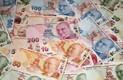 Turkish Lira rallies as central bank raises interest rates to 24%