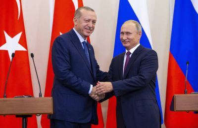 Turkish and Russian troops to patrol Idlib demilitarized zone