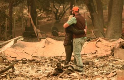 At least 42 fatalities tallied in California's deadliest wildfire ever