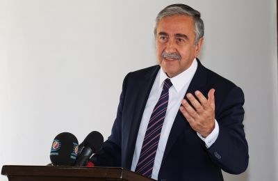 Akinci: It is not clear what Anastasiades wants