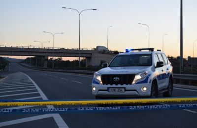 Police arrest four suspects in connection with the highway murder of Gary Boris Christodoulou