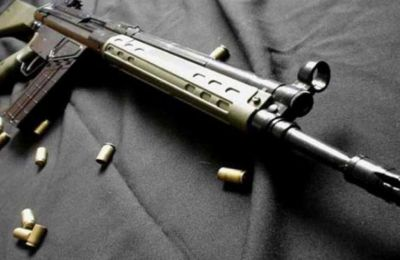 Man in Limassol tells police his G3 army rifle got stolen on Wednesday, along with ammunition, cash, and his car