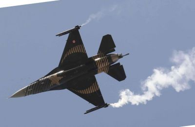 Turkish fighter jets fly over Nicosia drawing praise in the north and condemnation in the south