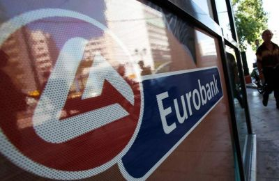 Greece's Eurobank to acquire Grivalia Properties