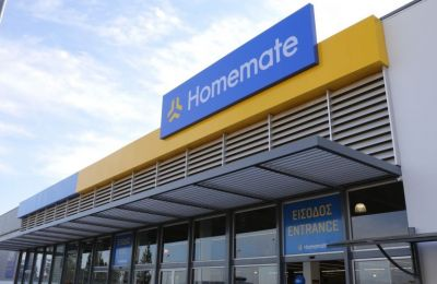 Homemate, a new Do-It-Yourself store from Malta, opens in west Nicosia