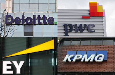 Britain to shake up Big Four accountants