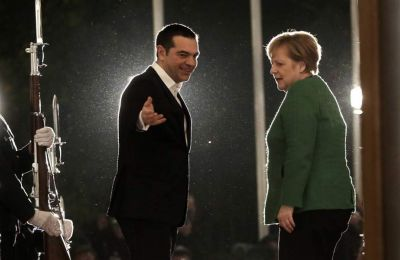 "Tsipras, for his part, said that the deal reached between Greece and FYROM on the name dispute can be a ""model"" for solving other problems in the region"