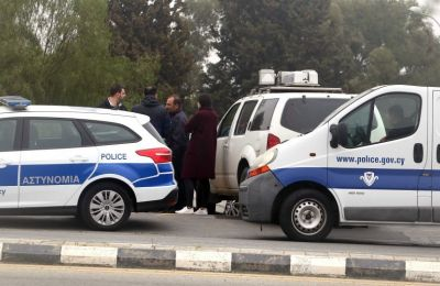 Limassol police investigate an apparent drugland murder where a local male was found shot dead in his car