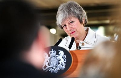 Brexit vote: May asks MPs to take a second look