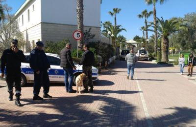 Nicosia students saiid to be safe while officers were doing a head count, bomb squad and K-9 unit on site