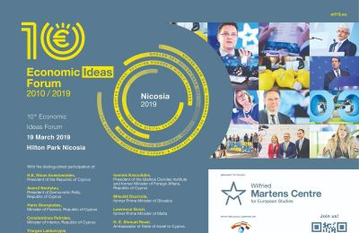 Economic Ideas Forum comes to Nicosia