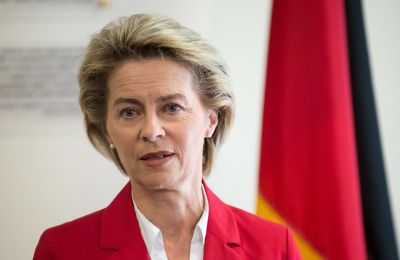 Interview with German Defence Minister Ursula von der Leyen
