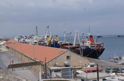 Syrian captain of a Belize-flag ship arrested and fined €1800 for illegal use of Famagusta port