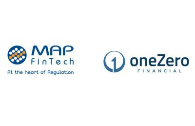 MAP Fin Tech and one Zero announce partnership to collaborate in research and development for integration of their systems