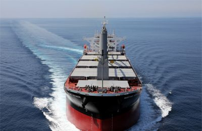 Revenue from ship management climbs