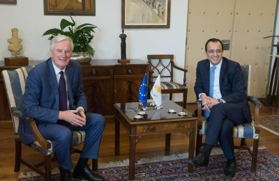 Barnier: EU ready to respond to Turkish provocations