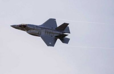 Photos and video of RAF F-35 in Cyprus