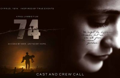 Cast and crew call '74'