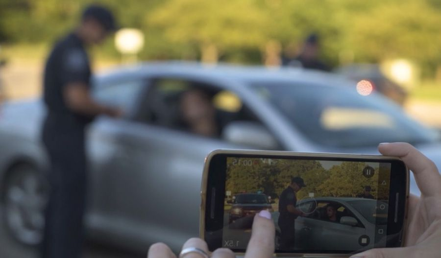 Larnaca police detain passerby who recorded video of officer during traffic stop, citing privacy laws