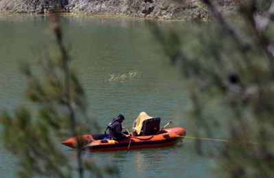 Officials get the go ahead to lower the water level at Memi Lake in search for slain victim