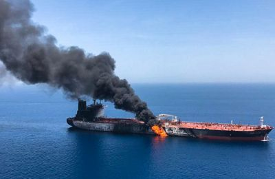 Motive behind tanker attacks unclear