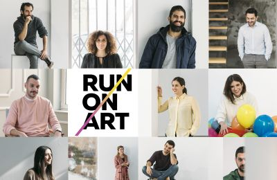 """RUN ON ART"" presents Art stories Art Secrets"