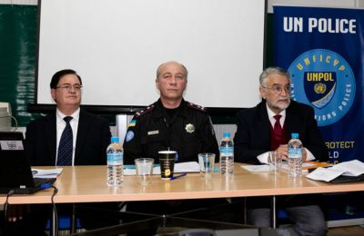 Bicommunal crime committee on divided Cyprus facilitates transfer of murder suspects to combat impunity