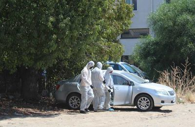 Turkish Cypriot police discover body of Nigerian man left inside an abandoned vehicle in north Nicosia