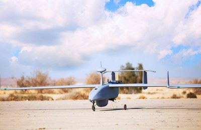 National Guard acquires four Israeli drones worth 12 million to watch over land and water