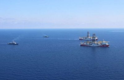 Nicosia cries foul over drilling platform Yavuz making waves off the southern coast of Cyprus