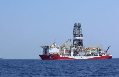 Turkish Energy Minister Fatih Donmez says Yavuz to start drilling off Cyprus 'today or tomorrow'