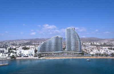 Stepping into 2020: Limassol Del Mar Takes Shape