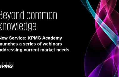 KPMG launches series of technical webinars
