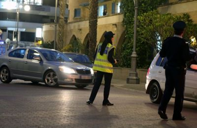 In Nicosia, 174 checks were carried out and 14 individuals were reported