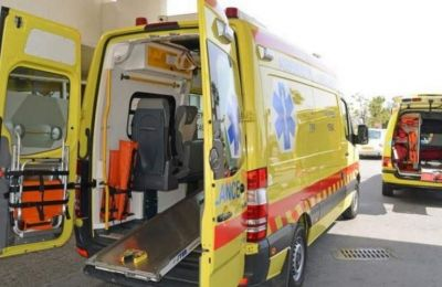 One of the accidents involved a 69-year-old man who was attempting to cross the Paphos-Coral Bay road