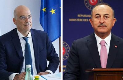 Nikos Dendias and Mevlut Cavusoglu give their analysis and way forward in articles they wrote exclusively for Kathimerini