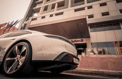 The first Porsche electric car chargers have now been installed in Cyprus!