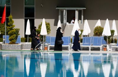 Turkey's Muslim-friendly holidays find a modest place in the sun