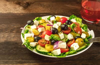 Is there anything better than a Greek salad