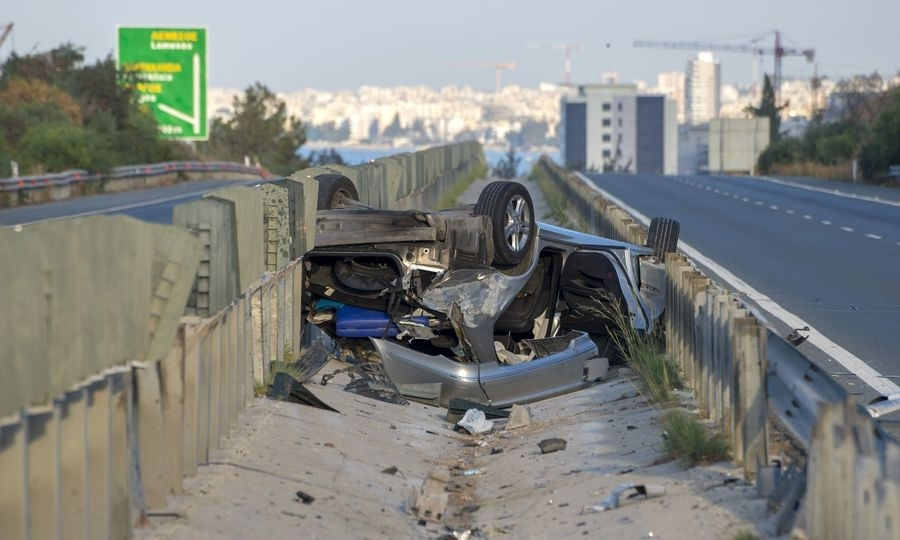 Two young girls killed in Limassol accident, KNEWS
