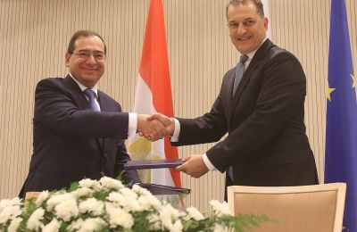 The bilateral agreement is the final hurdle in exporting natural gas from the Cypriot EEZ