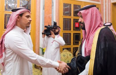 Khashoggi's son forced to meet Saudi crown prince