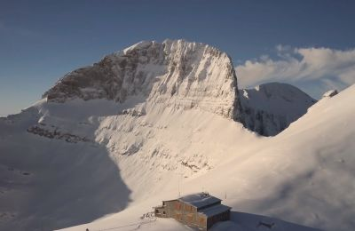 Ski in Greece's highest mountains (video)