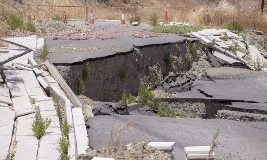 New study and payouts for Pissouri landslide, KNEWS